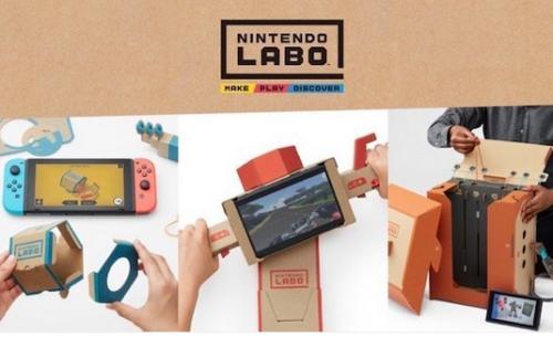 【意味深】君島社長「Switchを使った新しい遊び方をご紹介していきたいと言っていたが、Nintendo Laboはその一つ」