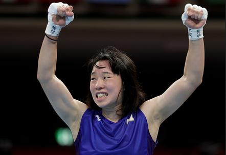 【五輪】ボクシング女子・入江聖奈、金メダル獲得直後に引退表明「ゲーム会社に就職でも」