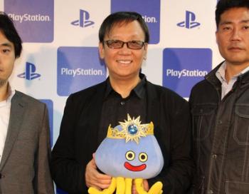 「ドラゴンクエストヒーローズ」 堀井雄二氏 「PS4は空気感まで表現されていて凄いです。いろいろあってプレステに帰って来ました」