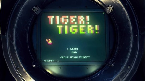 【ゼノブレイド2 攻略】ミニゲーム『TIGER! TIGER!』はハナライズに必須、レアコアクリスタルも出る模様