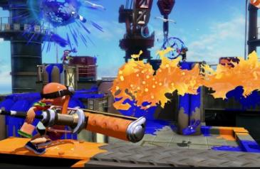 WiiU「スプラトゥーン」 攻略 ポイント ストーリー オンライン