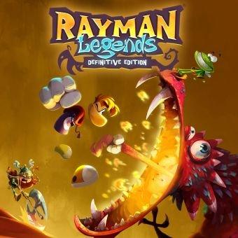 スイッチ版「レイマン レジェンド」 『Rayman Legends: Definitive Edition』 海外発売日が9/12に決定、PV公開!マリオ&ルイージスキンも収録!!