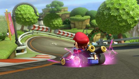 マリオカート「ドリフトすると加速します」←これ要らなくね?