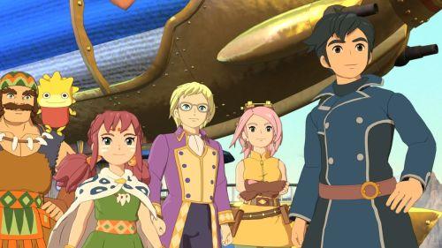 【速報】PS4「二ノ国2 レヴァナントキングダム」 日本語版キャストついに公開、エバン役に志田未来さん!新規トレイラーも!!