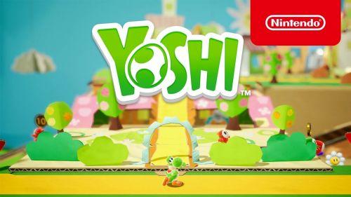 【速報】「ヨッシー for Nintendo Switch」 ヨッシー最新作もニンテンドースイッチに登場!!
