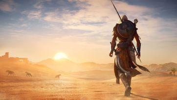 「アサシンクリード オリジンズ」 エジプトの栄華を映したシネマティックトレーラーが公開!