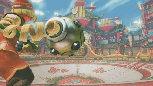 """「ARMS」 """"ウデだめし""""後半戦ではミェンミェンの『ラーメンボウル』ステージが追加!"""