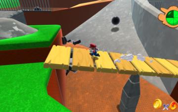 「スーパーマリオ64」をブラウザ上でプレイできるサイト見つけたよー!!