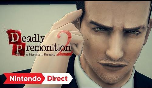 ホラーミステリーADV「Deadly Premonition 2」Switch版が2020年発売決定!過去の殺人事件が主人公を狂気に巻き込む