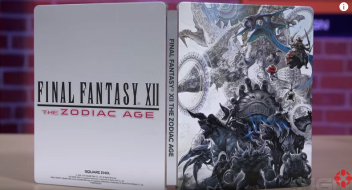 PS4「ファイナルファンタジー12 ザ ゾディアック エイジ」 コレクターズエディション開封動画が公開!