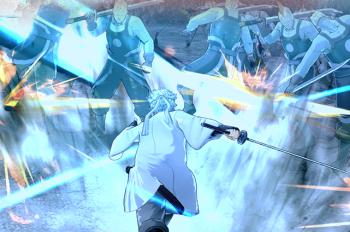 PS4/PSV「銀魂乱舞」 連続CM「バラガキ篇」「ついに本気を出す時がきた!編」公開!予約特典ドラマCD「宣伝編」ムービーも
