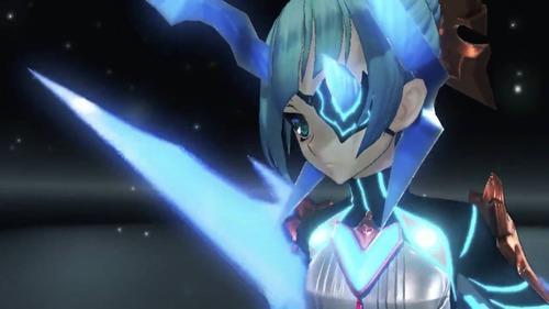 【速報】ゼノブレイド2、水属性の可憐な新ブレイド『ミクマリ』 、ちょっとクールな『セオリ』 キタ━━━(゜∀゜)━━━ッ!!