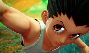 PS4/XB1「JUMP Force」新プレイ映像『バトル編(2)』が公開!