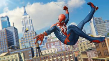 【朗報】PS4「スパイダーマン」3週連続トップの快挙、累計 24万本突破