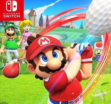 【速報】Switch「マリオゴルフ スーパーラッシュ」、最新PVキタ━━━⎛´・ω・`⎞━━━ッ!! 予約開始