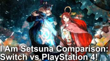 「いけにえと雪のセツナ」 ニンテンドースイッチ/PS4版パフォーマンス比較映像