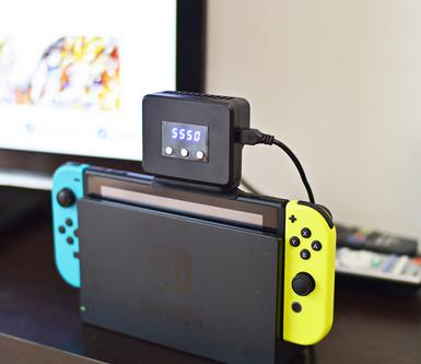 【衝撃】サンコー、Nintendo Switch用 冷却ファン「Switch冷やすッチ」発売!