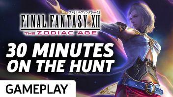 PS4「ファイナルファンタジー12 ザ ゾディアック エイジ」 約30分におよぶ見応えたっぷりの最新プレイムービーが公開!