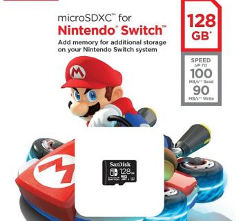 任天堂、Switch向け公式microSDカードを発表!「今後、一部のSwitchタイトルではメモリーカードが必須になる」 ゛カード必須゛の新パッケージも登場