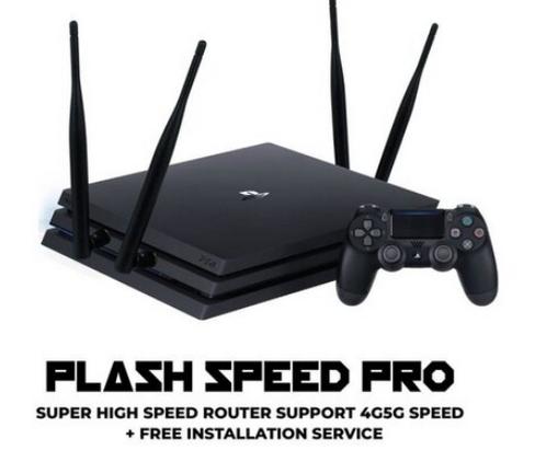 """PS4を""""無線LANルーター風""""にする謎文化が流行中。きっかけは「お父さんゲーマーの苦しい言い訳」"""