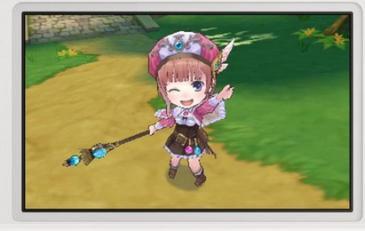 3DS版 「ロロナのアトリエ」 発売日が3/26に決定!新要素に『アストリッドのアトリエ』が追加!!