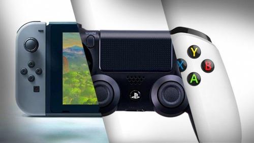 【速報】フランスに続きアメリカでもハード売上でSwitchがトップに!PS4首位陥落