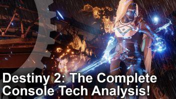 「Destiny 2」 パフォーマンス解析映像が公開!PS4 Pro向け改善点などまとめ