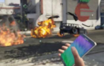 【動画】サムスンに削除された『GTA V』Galaxy Note 7爆弾Mod動画が再公開www