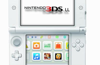 3DS自体の性能はハードとして正直微妙な気もするが・・・