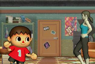 WiiU/3DS「大乱闘スマッシュブラザーズ」に「トモコレ」の部屋が登場!? 桜井さんの投稿が話題に