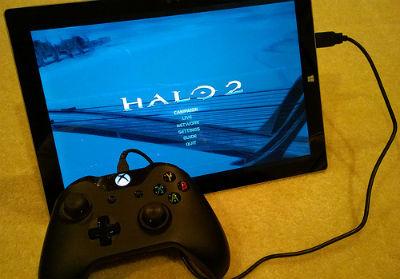 Xbox Oneのコントローラーがパソコンで使えるようになったぞ!