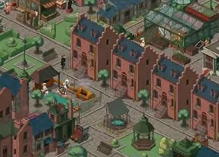 どこか懐かしく可愛らしい雰囲気の2D都市建設シミュレーション「Lethis」発表!