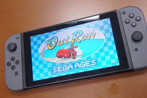 セガ、Switch『SEGA AGES』シリーズの未発表タイトルをお漏らし!名作「ファンタジーゾーン」など