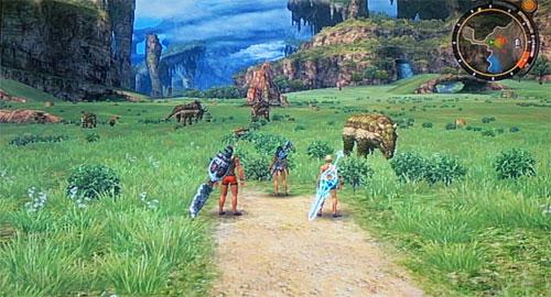ゲーム途中で開けた場所に出た瞬間の演出が秀逸なゲームって良いよな?
