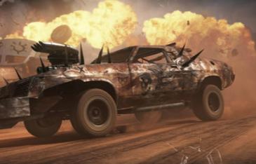 PS4/XB1「マッドマックス」 世界観がよくわかる15分超えのプレイデモ映像がアップ!!