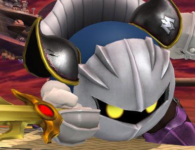 3DS「大乱闘スマッシュブラザーズ」 最弱はメタナイトで確定??