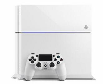 PS4 大型アップデートVer2.0 10/9発売の新色『グレイシャー・ホワイト」と合わせて配信?