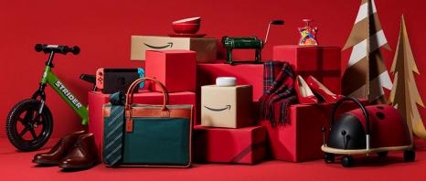 【郎報】Amazon「クリスマスギフト2018」画像にNintendo Switchが登場!