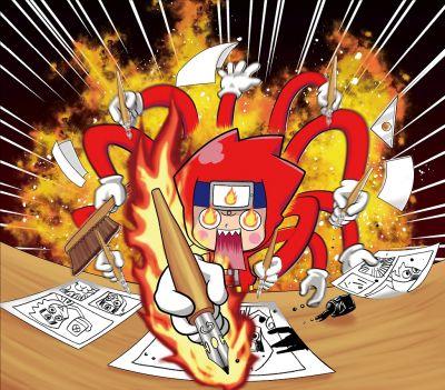 【メディアミックス】バンナム完全新作クラフトゲーム「ニンジャボックス」の漫画連載が5月から開始!体験版配布も