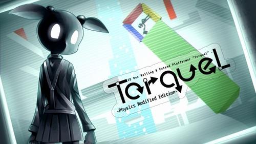 Switch「トルクル(TorqueL) 物理調整版」が配信開始!ちょっとふしぎなアクションパズル、トレイラーが公開!