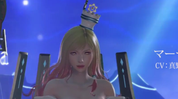 PS4「ディシディアファイナルファンタジーNT」 キャラクター紹介PV『マーテリアとスピリタス』が公開!