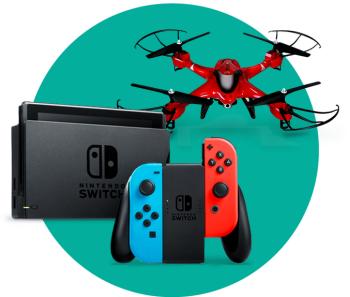 【朗報】Amazon、年末のビッグセール「サイバーマンデーセール」を開催!NintendoSwitchが定価より安く買えるビッグチャンス!!