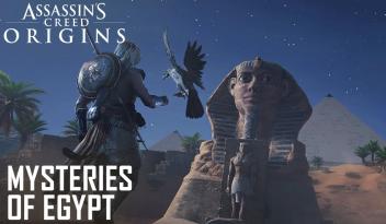「Assassin's Creed Origins」 E3トレーラー解禁!今作は古代エジプトが舞台、雰囲気たっぷりの世界観を確認