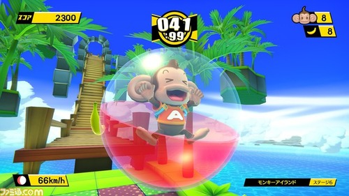 Switch/PS4「たべごろ!スーパーモンキーボール」セガ名越氏手がける名作が10/31リメイク復活、TGSプレイ動画公開、予約開始!