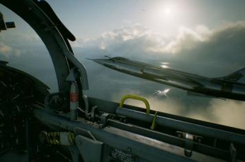 「エースコンバット7」 PSVR版実機デモプレイ映像が初公開!空を飛んでいる臨場感のリアルさがマジでハンパないwwwww、