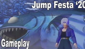PS4「ドラゴンボールZ KAKAROT」ジャンプフェスタ2020プレイ映像が公開!