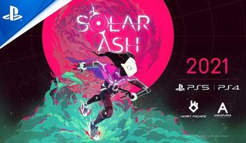 【State of Play】「Solar Ash」 ハイパーライトドリフターのスタジオ新作3Dアクション2021年後半発売!