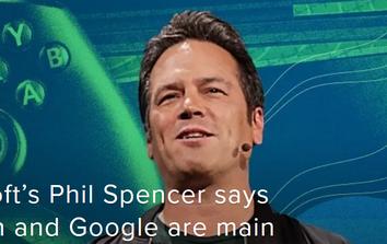 MS フィル・スペンサー氏「アマゾンとグーグルは今後の主な競争相手になる。任天堂とソニーはやや立場から外れる」