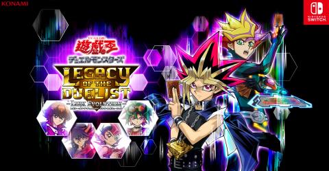 Switch「遊☆戯☆王デュエルモンスターズ」公式サイトとツイッターが公開 『デッキビルドパック ヒドゥン・サモナーズ』まで収録確定!