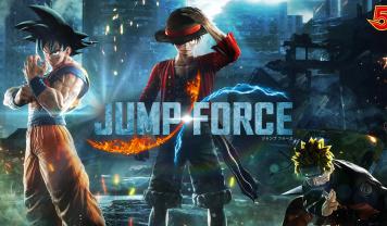 PS4/XB1「ジャンプフォース(JUMP Force)」最新トレーラー『DEATH NOTE 夜神月&リューク登場編』が公開!